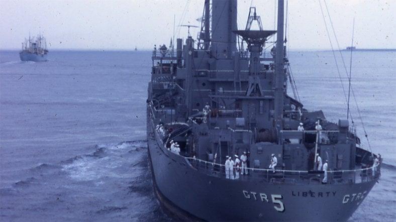 İsrail'in Amerikan Gemilerini Vurması
