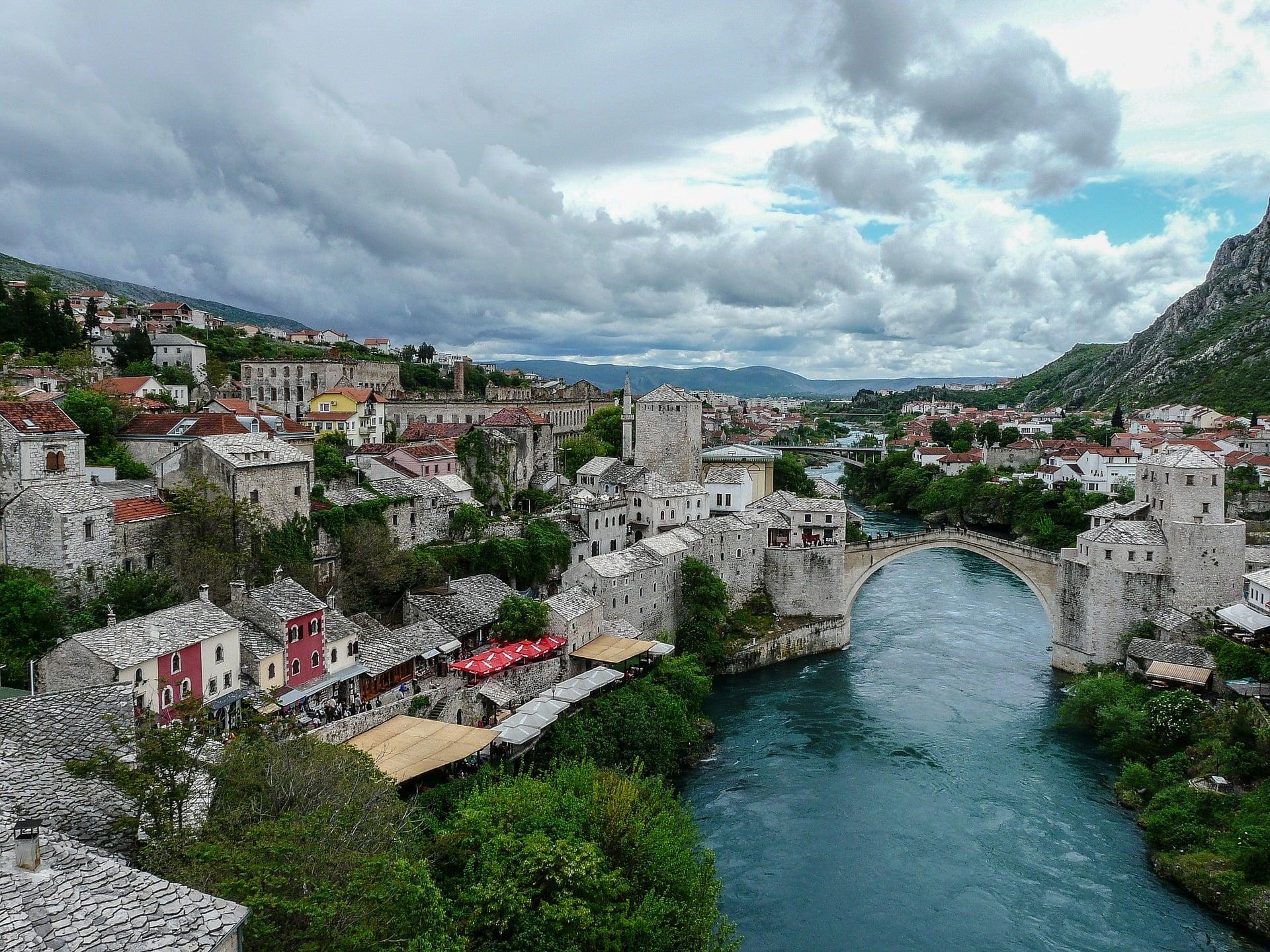 Bir Tabiat ve Tarih Harikası: Mostar