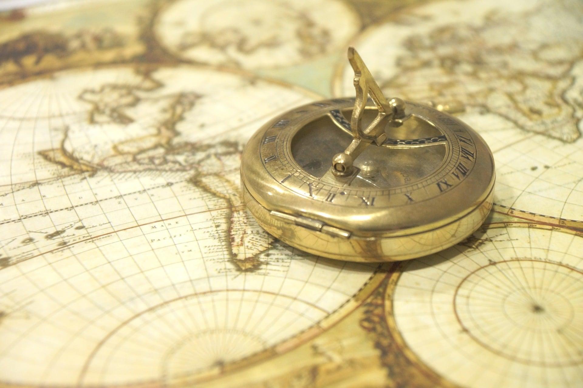 Haritalarla İlginç Bilgiler