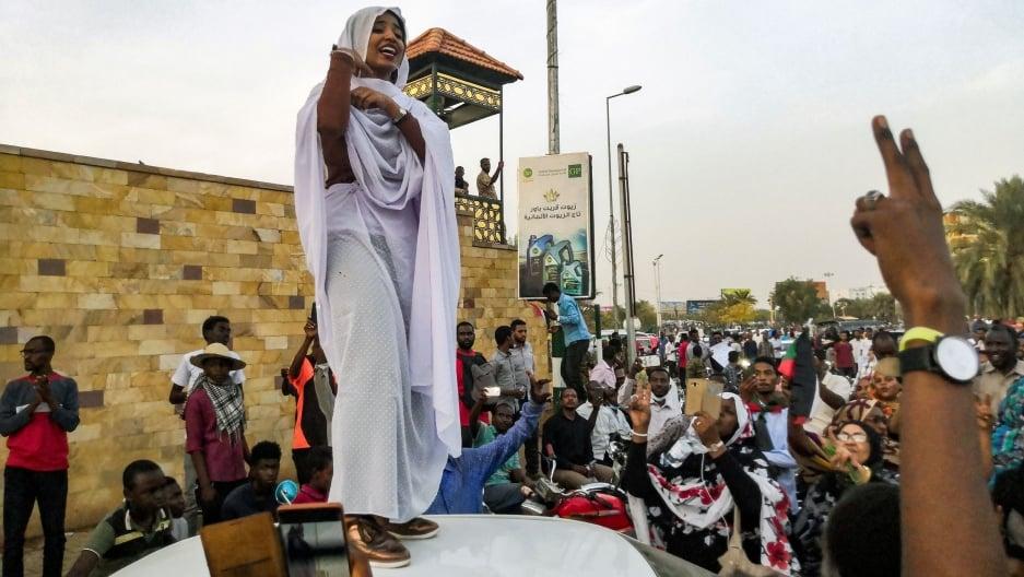 SUDAN'DA NELER OLUYOR ?