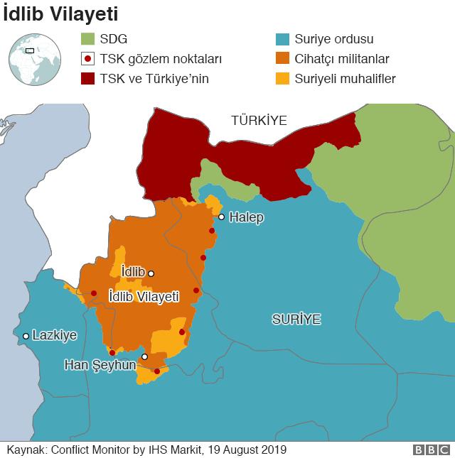 Rusya Dışişleri Bakanı Lavrov: Suriye'nin İdlib'e saldırısı Türkiye ile yapılan anlaşmaları ihlal etmiyor