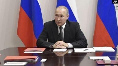 Putin'den Orduya Talimat