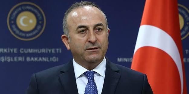 Dışişleri Bakanı Çavuşoğlu, resmi temaslarda bulunmak üzere Lübnan'da