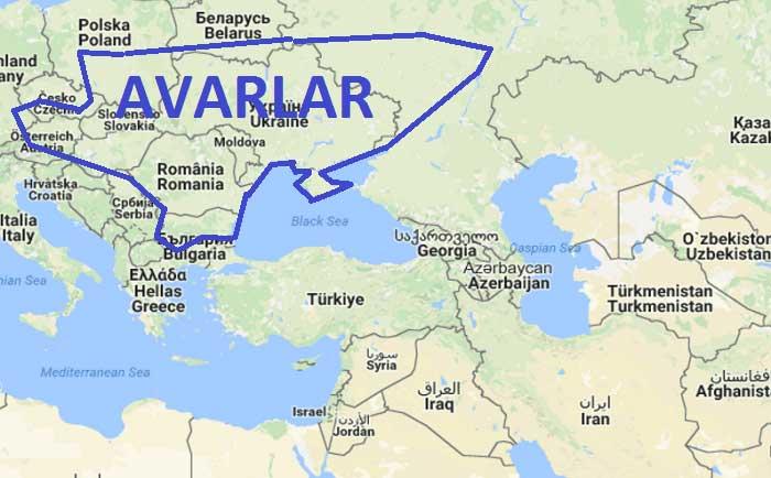 Avar Türklerine Ait Tarihte İlkler